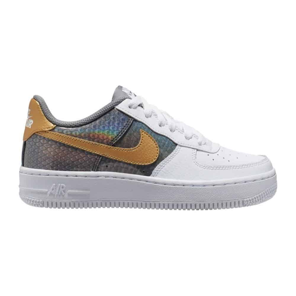 air force 1 grigie bianche